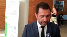 """En visite à Avignon, Christophe Castaner sur la canicule : """"On sait faire face"""""""