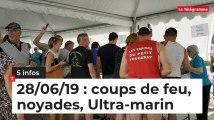 Le Tour de Bretagne en 5 infos - 28/06/19