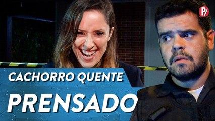 OPERAÇÃO CACHORRO QUENTE PRENSADO | PARAFERNALHA