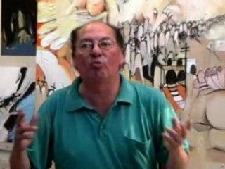 Ronald Portocarrero lee en homenaje a Juan Ramire Raíz
