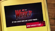 WTT Universe: What Super Powers Do You Wish You Had?