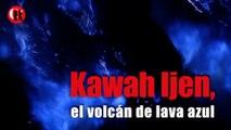 Kawah Ijen, el volcán de lava azul