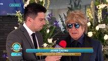 Javier Castro agradeció el amor del público.| Venga La Alegría