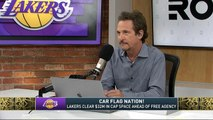 The Jim Rome Show: Lakers clear cap space for free agency
