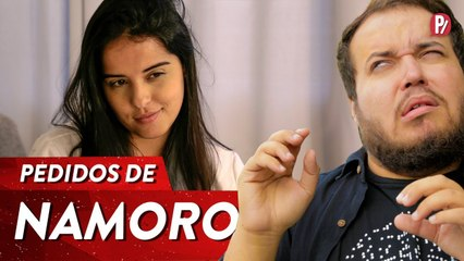 PIORES FORMAS DE PEDIR EM NAMORO | PARAFERNALHA