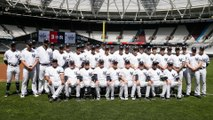 London to host Yankees and Red Sox for first European MLB games
