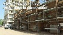 Canicule: des immeubles en pisé pour vivre plus au frais ?