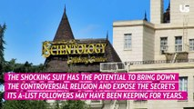 Church Of Scientology Faced With Bombshell Lawsuit: What A-list Members Know