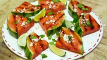 How to Make Grilled Watermelon
