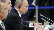 "Putin: ""El liberalismo está obsoleto"""