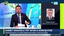 """Ahmet Ağaoğlu: """"UEFA'dan ceza almama ihtimalimiz arttı"""""""
