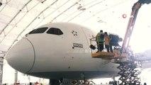 Şehit Eren Bülbül anısına 'Maçka' ismi THY uçağına giydirildi