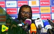 """Aliou Cissé : """"La défaite contre l'Algérie, c'est un avertissement"""""""
