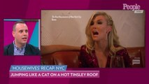 'RHONY' Cast Accuses Tinsley Mortimer of Still Being Together with Ex-Boyfriend Scott Kluth