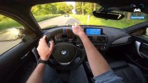 OUR BMW M135i vs SUBSCRIBERS M135i | REVIEW POV Test Drive AUTOBAHN & ROAD by AutoTopNL
