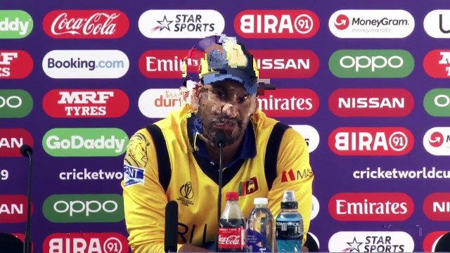 Press Conference Sri Lanka | Post Match Press Conference Sri Lanka VS South Africa | ICC Cricket World Cup 2019