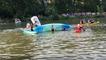 Challenge entreprise de canoë au plan d'eau de la Noë ( édition 2019)