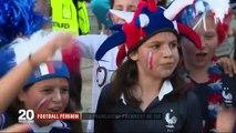 Coupe du Monde : les Français se prennent au jeu et encouragent les Bleues