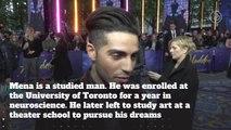 4 Facts About 'Aladdin' Actor Mena Massoud