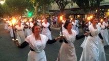 Arles : des centaines de personnes pour assister à la Pegoulado
