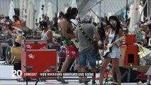 1000 rockeurs pour un concert hors normes au Stade de France