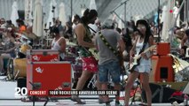 Un concert hors normes avec 1 000 rockeurs aura lieu samedi au Stade de France