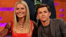 Tom Holland Reacts to Gwyneth Paltrow NOT Knowing She Was in 'Spider-Man'