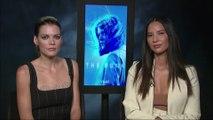 "IR Interview: Emma Greenwell & Olivia Munn For ""The Rook"" [Starz]"