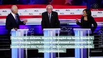 Kamala Harris got personal when calling out Joe Biden's history on busing