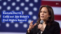 Kamala Harris Slams Joe Biden In Democratic Debate