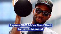 The Raptors Are Trying Their Best To Keep Kawhi Leonard