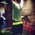 Fenerbahçe'nin yeni transferi Max Kruse sıkı çalışıyor