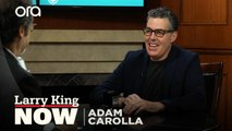 """I wanted air conditioning"": Adam Carolla on deciding to start stand up"