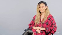 Dinah Jane Sings Beyonce, Alicia Keys and Ariana Grande in a Game of Song Association   ELLE