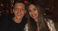 Ünlü futbolcu Mesut Özil, eşi Amine Gülşe ile birlikte rap yaptı!