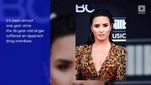 Demi Lovato Shares New Self-Love Tattoo
