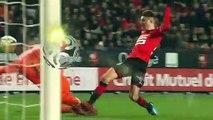 16/12/17 : SRFC-PSG : penalty manqué Khazri (90')