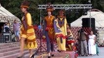 Kırgızistan'da 5. Dünya Halk Destanlar Festivali - BİŞKEK