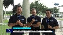 FOX Sports Radio: Para Costa Rica, jugar con México es una motivación
