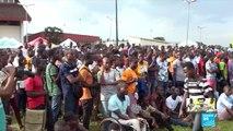 """CAN-2019 : """"Beaucoup de déception à Abidjan"""" après la défaite de la Côte d'Ivoire (1-0)"""