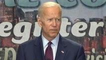 Joe Biden defends record on race after debate with Kamala Harris