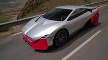 BMW Vision M NEXT - die fahrdynamische Zukunft von BMW