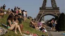 France Sets New All-Time Record Temperatures As Heatwave Engulfs Europe