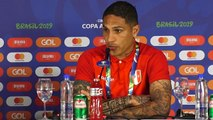 Peru talk ahead of Copa America quarter-final against Uruguay
