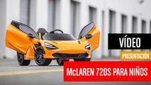 Este McLaren 720S solo cuesta 350 euros