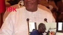 Abdoul Niang - Traduction en bambara du discours de IBK