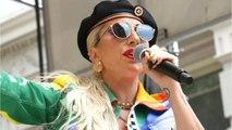 Lady Gaga Says, 'Enough Is Enough' At Stonewall Anniversary Rally