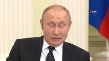 """- Putin: """"suriye Halkının Kendi Kaderini Belirlemesini Destekliyorum""""- """"iran ve Türkiye ile..."""