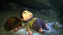 Oko Lele - Episode 3 - Sleep Eater - animated short CGI - funny cartoon - Super
