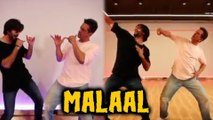 Jaaved Jaaferi UNBELIEVEABLE Dance On AILA RE With Son Meezaan Jaaferi | MALAAL